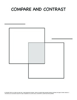 venn diagram graphic organizer cb750 simple wiring 2 square and lesson plan by fun to