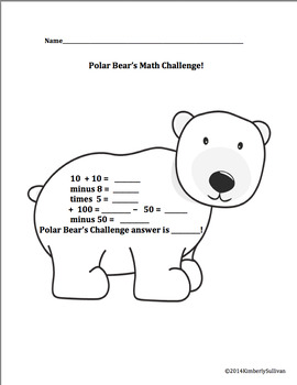 Brainy Math Challenges Self Checking Centers Add Subtract