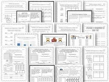 2nd Grade Common Core: Math & ELA Bundle of Two by 247