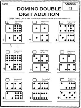 2nd Grade Fantastic Math Unit 2: 2 and 3 Digit Regrouping