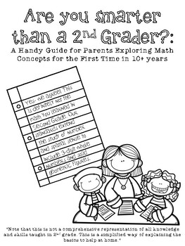 2nd Grade Math Study Guide VIRGINIA SOLS by Valerie Lynch