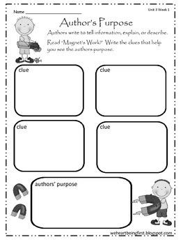 2nd Grade Wonders Reading ~ Unit 3 Bundle by We Heart