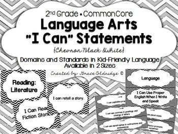 2nd grade Common Core Language Arts