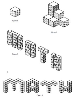 3-D Name Project: Isometric Drawing by Teacher to Teacher