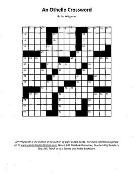 3 Puzzle Othello,Word Search Crossword,Vocabulary