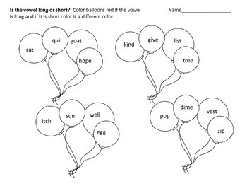 Reading Whole Group Activities & Worksheets--Circus Theme