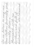 Zaner Bloser Cursive Practice Worksheets & Teaching