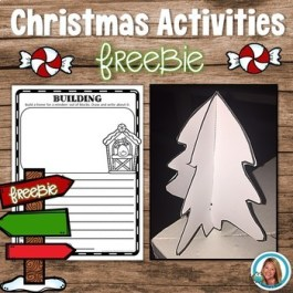 Christmas Activities | 3D Tree
