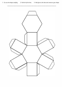3D Net Shapes Printable Building and Creating 13 Different