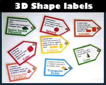 sorting 3d shapes venn diagram 2 wire alternator shape activity by nyla's crafty teaching | tpt