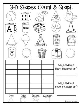 3D Shapes Unit {Common Core Aligned} by Danielle