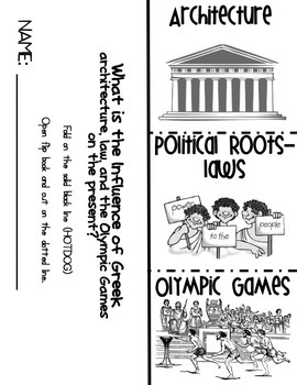 3rd Grade Bundle: Economics, Geography, Greek Roots