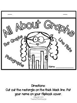 3rd Grade Common Core- Graphs Interactive Flipbook