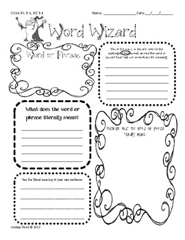 3rd Grade Common Core Reading Graphic Organizers by