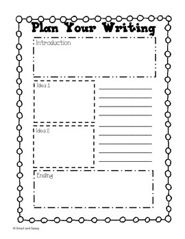 3rd Grade Interactive Writing Notebook TEKS Aligned by