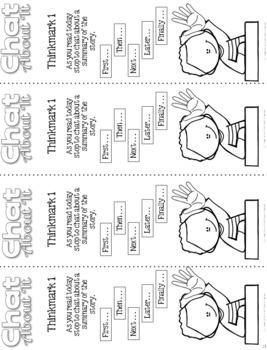 3rd Grade Literacy Centers Set 1 (rdg. skills/strategies