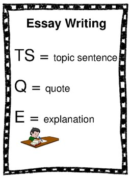 3rd Grade NJSLA Writing Exemplars / Examples TEST PREP by