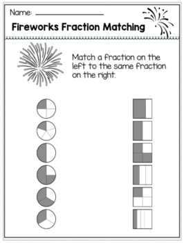 3rd Grade New Years 2020 Math Packet by Chalk And