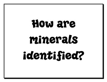 3rd Grade Science Essential Questions by Teaching the