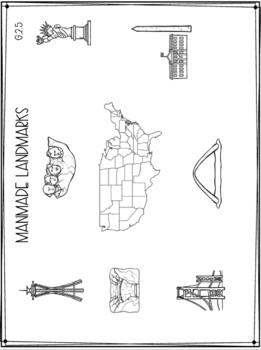 3rd Grade Social Studies Notebook: Geography and Regions