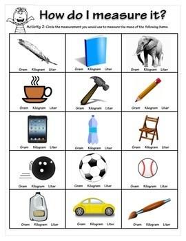 Kilogram To Liter : kilogram, liter, Grade, Volume-, Gram/Kilogram, Liter, EXTENDS, 3.MD.2, Learning