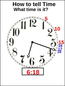 3rd Grade Measure: Time/Temperature (animated and