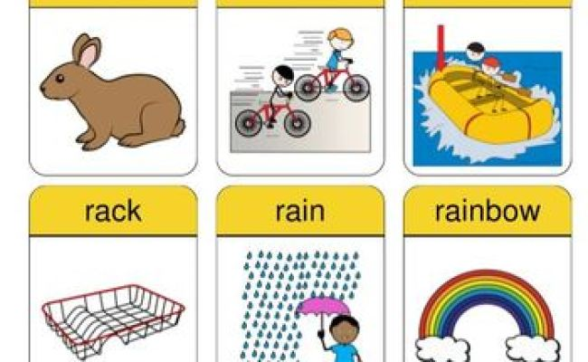 47 Initial R Words With Pictures For Artic Use In Fun