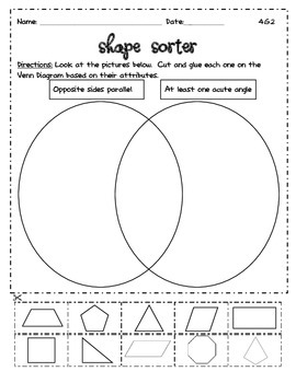 venn diagram sorting shapes what is a spider 4 g 2 shape sorter by lauren s lifesavers tpt