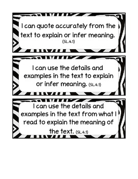 4th Grade Common Core ELA