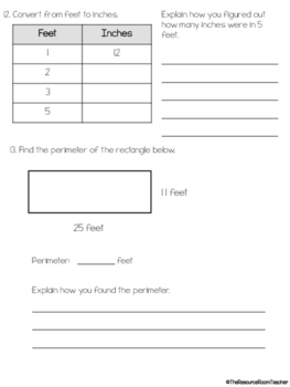4th Grade Everyday Math Units 14 ReviewStudy Guide