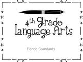 4th Grade Ela Standards Florida Worksheets & Teaching
