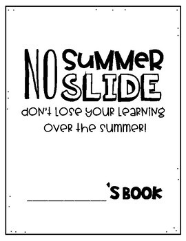 4th Grade Summer Slide Packet by Upper Elementary