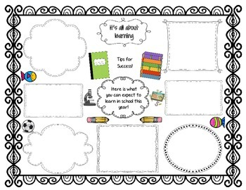 4th Grade Survival Guide: An End of the Year Activity by