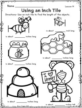 Engage NY Grade 2 Module 7 Supplemental Printables by Lori