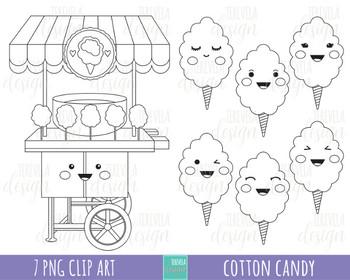 50 sale cotton candy