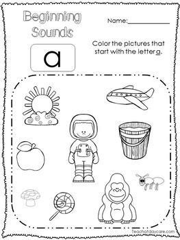 573 Alphabet Worksheets Download. Preschool-Kindergarten