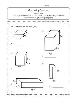 5th Grade Math Worksheets: 5th Grade Common Core Math