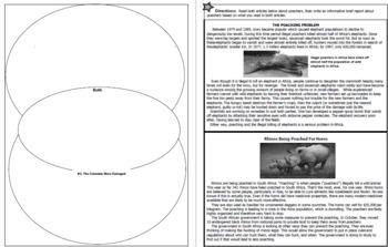 4th Grade Reading Test-Prep, Nonfiction Interactive