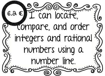 Sixth Grade Math TEKS