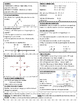 6th Grade STAAR Math Student Review Sheet by Coddou