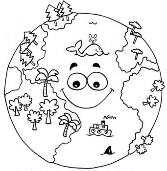 80 environment and pollution coloring pages by Antonika's