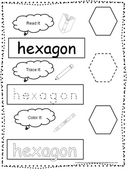 98 Learn Colors and Shapes worksheets and activities for