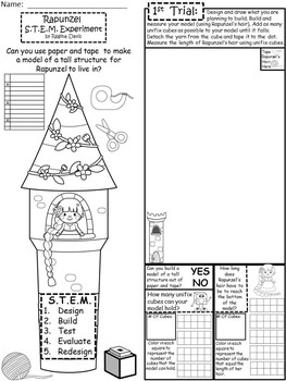 STEM: 8 Bundled Activities Set 1...Science, Technology