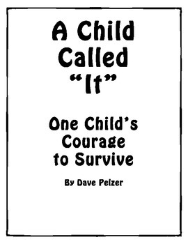 A Child Called It Study Guide and Service Learning