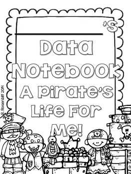 A Pirate's Life For Me! {Fun classroom Marzano Scales} by