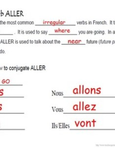 Aller conjugate and usage with articles french quick lesson also tpt rh teacherspayteachers
