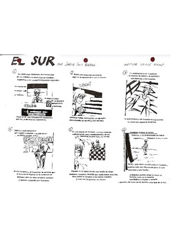 El Sur, AP Spanish Literature by Anyone Can Learn Spanish