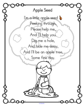APPLES Theme Math and Literacy Activities, Printables and