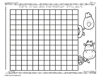 AREA AND PERIMETER ACTIVITIES / WORKSHEETS & TASK CARDS