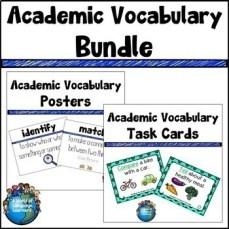 Academic Vocabulaary Bundle